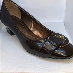 Naturalizer Catherine, Oxbrown Patent pumps